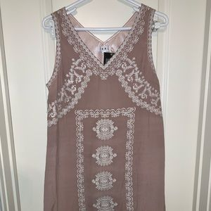 THML sleeveless dress